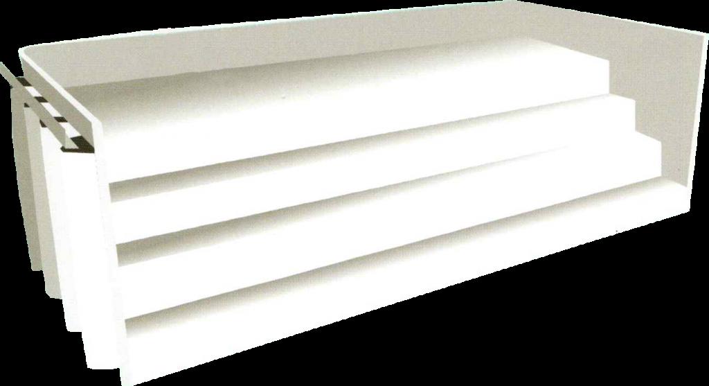 Escalier Plage | P.P.S. FRANCE - produits polyester
