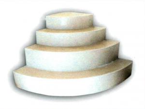 Escalier Intérieur D'angle Quart De Rond | P.P.S. FRANCE - produits polyester